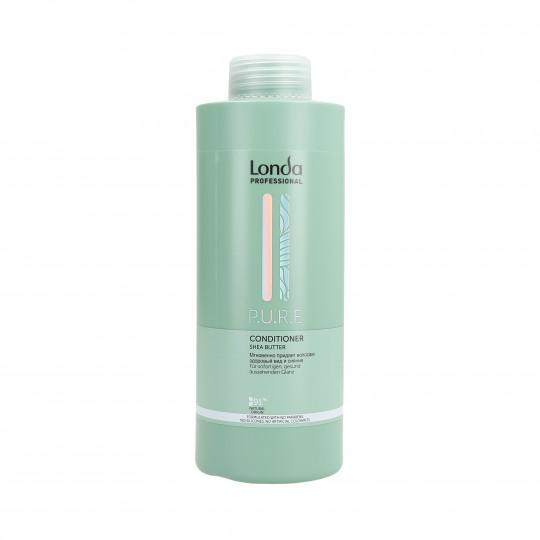 LONDA PURE Conditioner pour cheveux secs 1000ml - 1