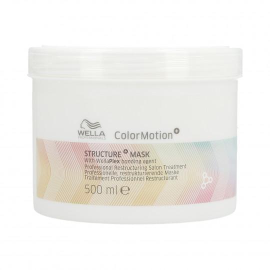 WELLA PROFESSIONALS COLOR MOTION + Masque protecteur de couleur 500ml - 1