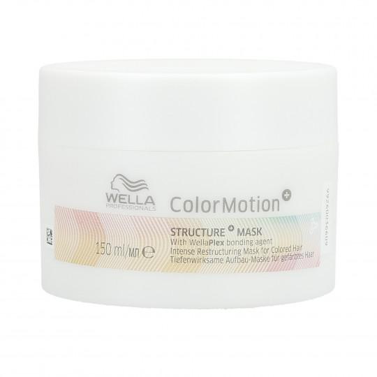 WELLA PROFESSIONALS COLOR MOTION + Masque protecteur de couleur 150ml - 1