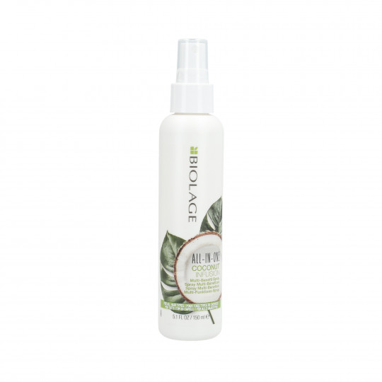 BIOLAGE ALL IN ONE Spray cheveux multi-usages noix de coco 150ml - 1