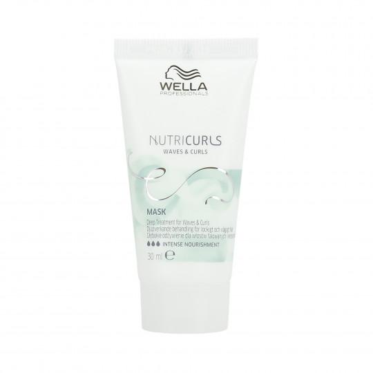 WELLA PROFESSIONALS NUTRICURLS Masque pour cheveux bouclés 30ml - 1