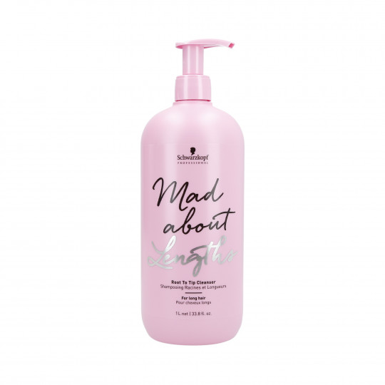BC MAD ABOUT LENGTHS ROOT TO TIP CLEANSER 1L