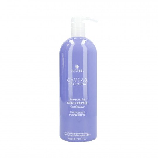 ALTERNA CAVIAR ANTI-AGING BOND REPAIR Conditionneur cheveux endommagés 1000ml
