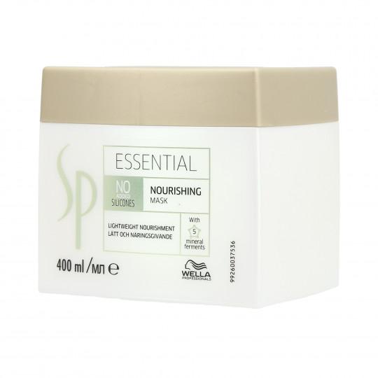 WELLA SP ESSENTIAL Nourishing Masque capillaire nourrissant 400ml - 1
