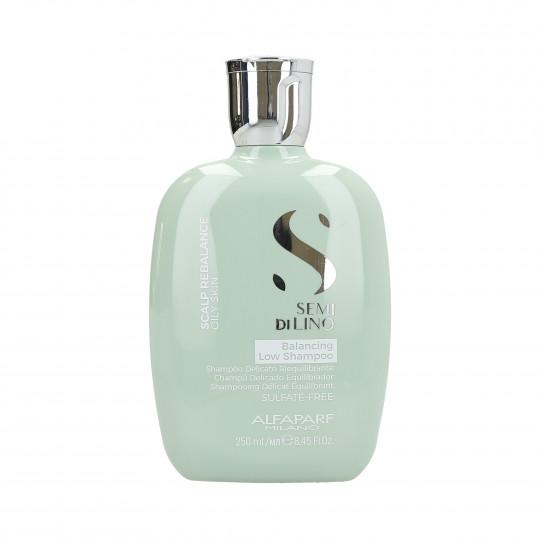 ALFAPARF SEMI DI LINO SCALP REBALANCE Shampooing normalisant 250ml - 1