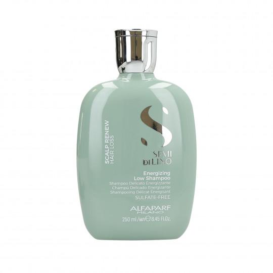 ALFAPARF SEMI DI LINO SCALP RENEW Shampooing énergisant 250ml - 1