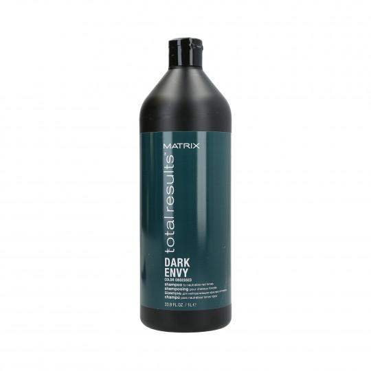 MATRIX TOTAL RESULTS DARK ENVY Shampooing pour cheveux foncés 1000ml - 1