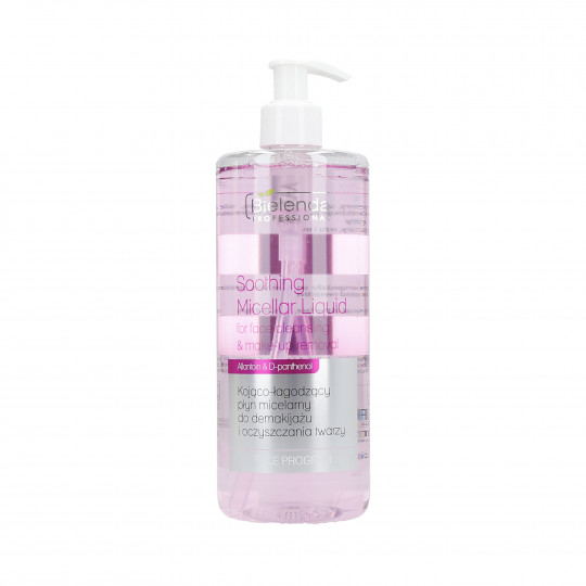BIEL FACE SOOTHING MICELLAR LIQUID 500ML