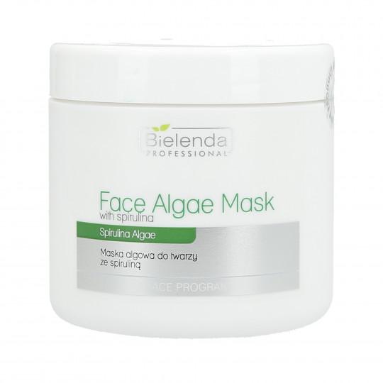 BIELENDA PROFESSIONAL Masque aux algues avec spiruline 190g - 1