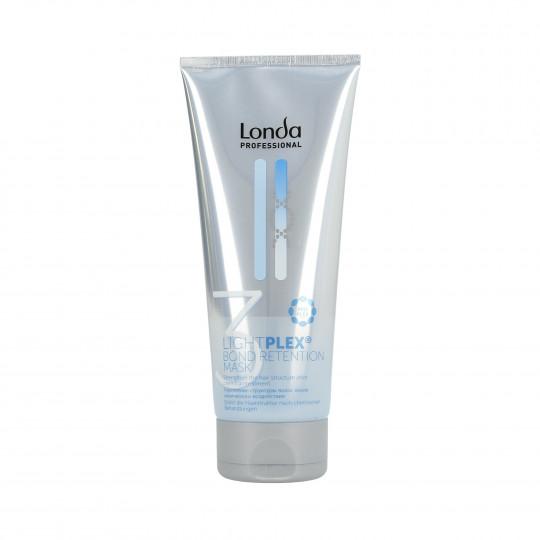 LONDA LIGHTPLEX 3 Masque fortifiant après éclaircissement des cheveux 200ml - 1