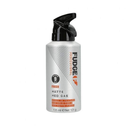 FUDGE PROFESSIONAL Matte Hed Gas Spray cheveux pour styling 135ml - 1