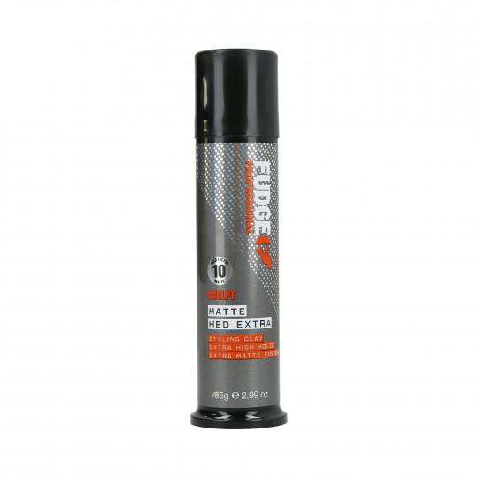 FUDGE PROFESSIONAL Matte Hed Extra Argile très forte pour la coiffure 85ml