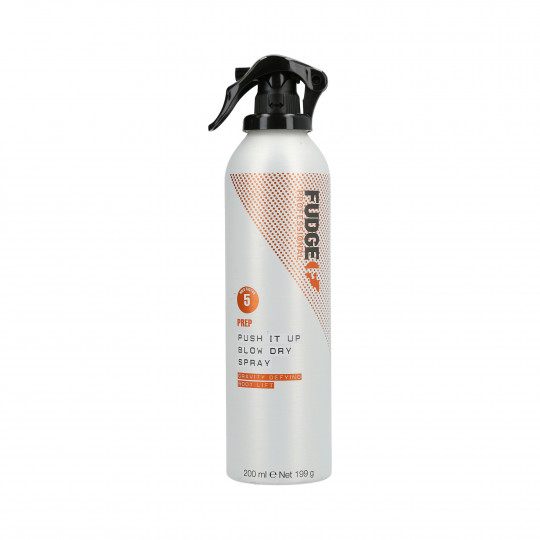 FUDGE PROFESSIONAL Push It Up Blow Dry Spray thermoprotecteur augmentation volume des cheveux 200ml - 1