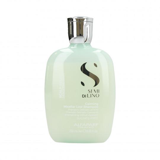 ALFAPARF SEMI DI LINO SCALP RELIEF Shampooing apaisant 250ml - 1