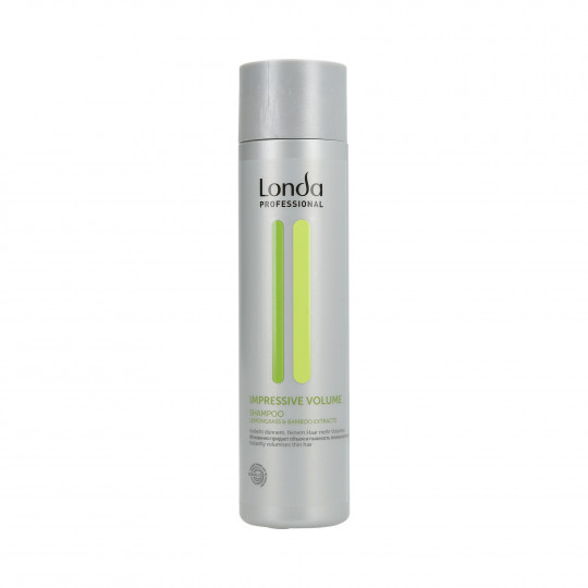 Londa Impressive Volume Shampooing pour cheveux fins 250ml - 1