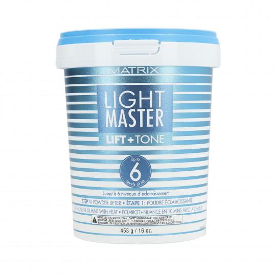 MATRIX LIGHT MASTER Lift & Tone Poudre éclaircissante 453g - 1
