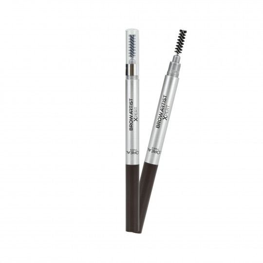 L'OREAL PARIS BROW ARTIST Xpert Crayon à sourcils double face