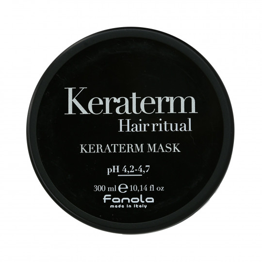 FANOLA KERATERM Masque disciplinant 300ml