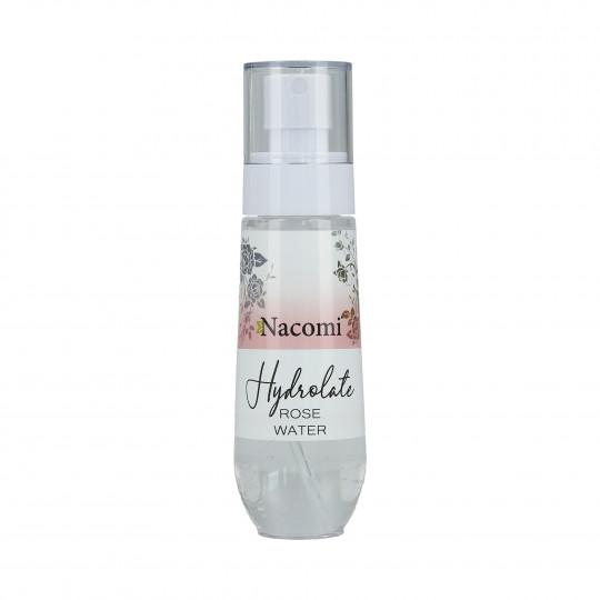 NACOMI HYDROLATE ROSE WATER eau pour le visage 80ml - 1