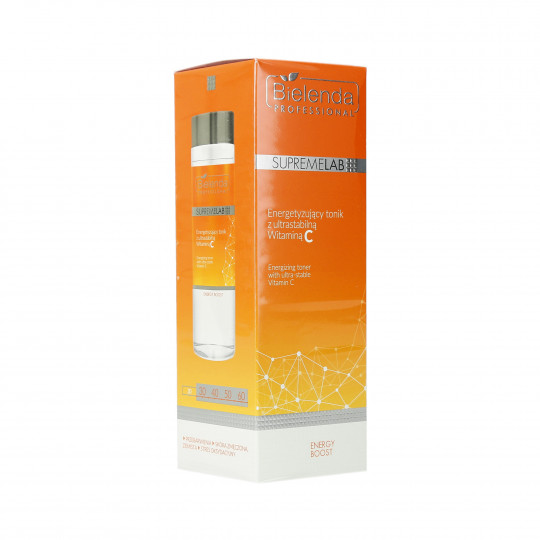 BIELENDA PROFESSIONAL SUPREMELAB Tonique énergisant à la vitamine C 200 ml - 1