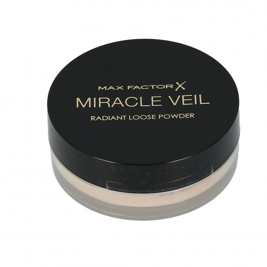 MIRACLE VEIL RADIANT LOOSE POWDER TRANSLUCENT 4G