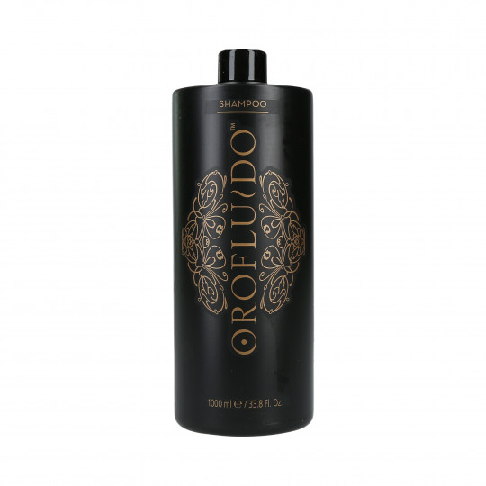 OROFLUIDO Shampooing cheveux brillants aux 3 huiles 1000ml - 1