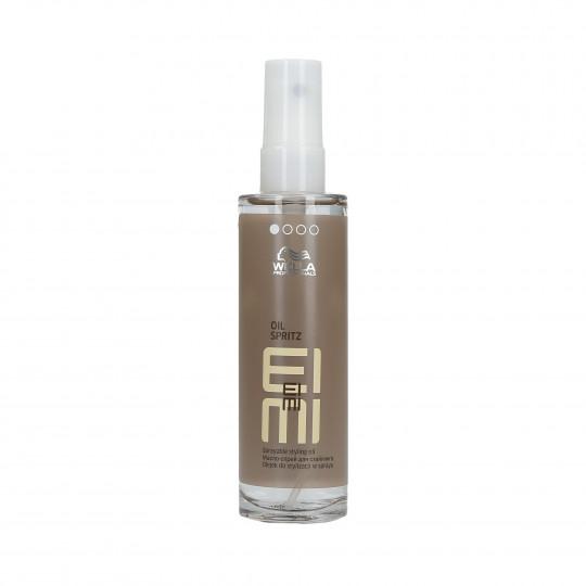 WELLA PROFESSIONALS EIMI Oil Spritz Huile capillaire en spray brillant 95ml - 1