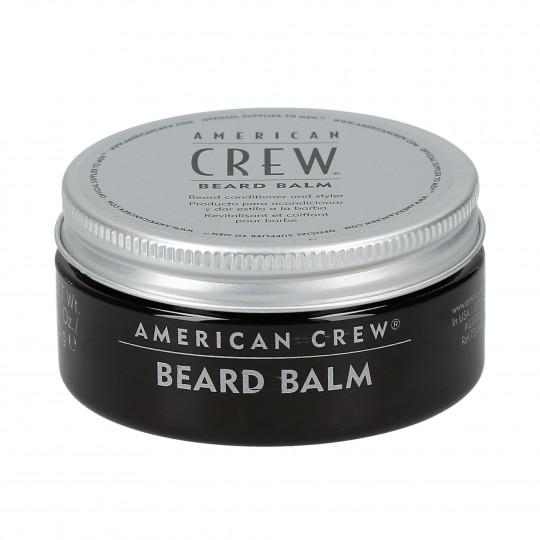 AMERICAN CREW Revitalisant et coiffant pour barbe 60g - 1