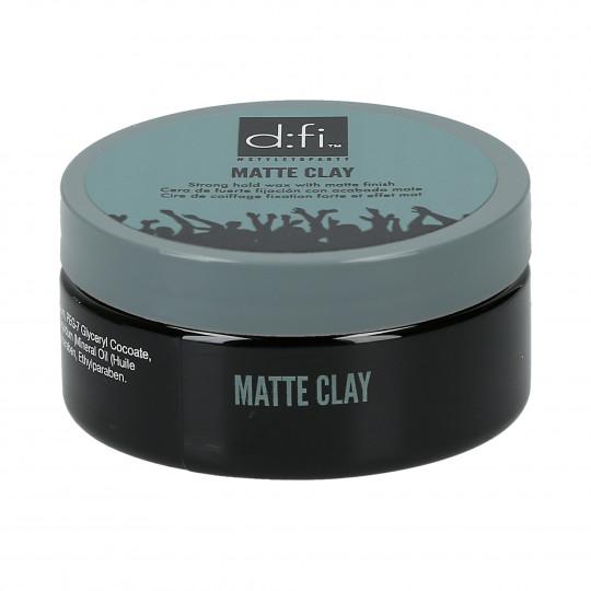 D: FI Matte Clay Argile Modelante 75g - 1