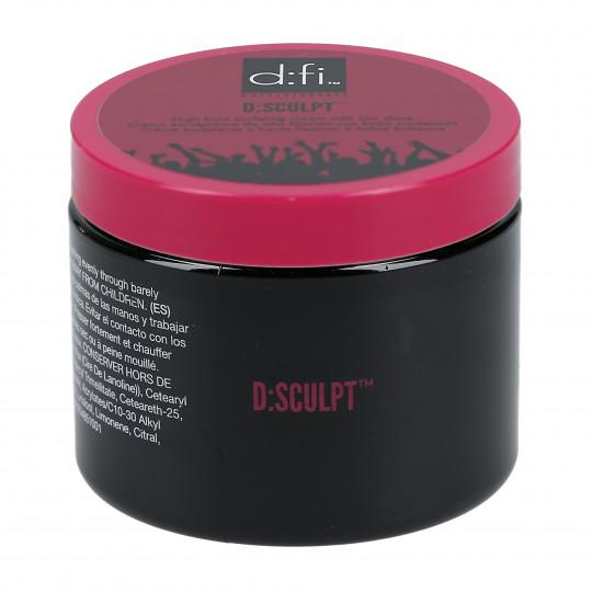 D:FI D:SCULPT Crème sculptante à haute fixation à faible brillance 150g - 1