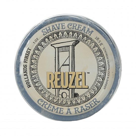 REUZEL SHAVE CREAM Crème à raser 28,5g - 1