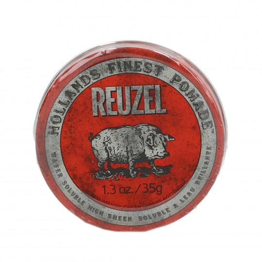 REUZEL Red Pommade soluble à l'eau pour cheveux 35g
