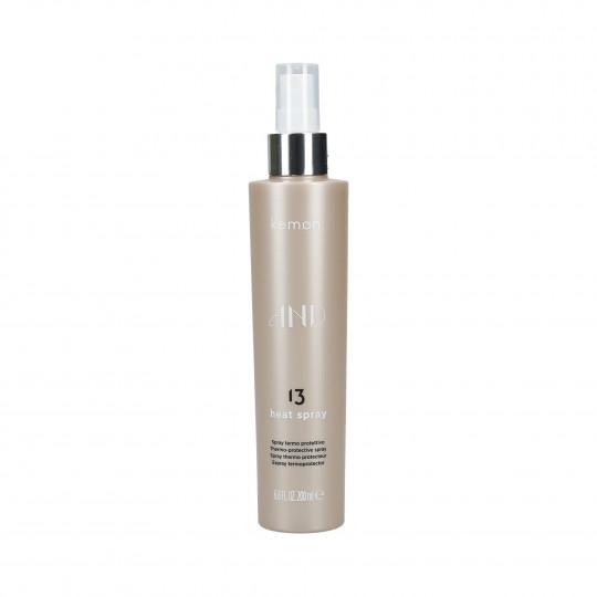 KEMON AND 13 HEAT SPRAY Spray thermo protecteur 200ml - 1