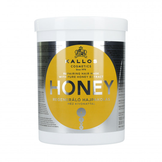 KLS KJMN HONEY REPAIRING MASK 1L