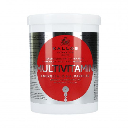 KLS KJMN MULTIVITAMIN MASK 1L