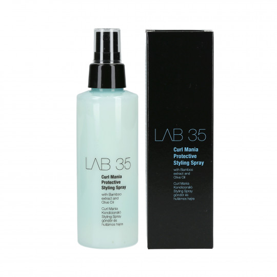 KALLOS LAB 35 CURL MANIA Spray modelant cheveux bouclés 150ml - 1