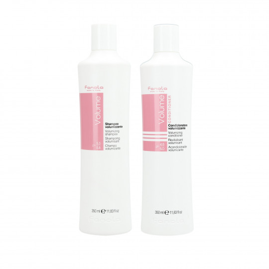 FANOLA VOLUME SHAMPOO350ML+CONDITIONER350ML SET