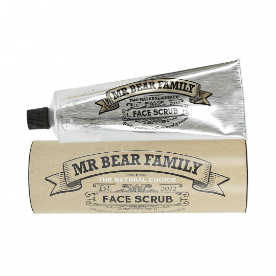 MR BEAR FAMILY Gommage hydratant visage 75ml