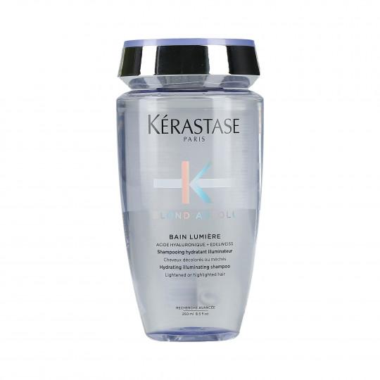 KERASTASE BLOND ABSOLU Bain Lumière Shampooing hydratant illuminateur 250ml