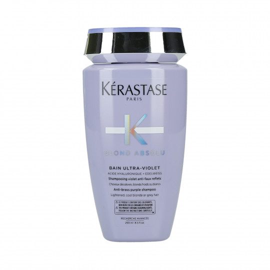 KERASTASE BLOND ABSOLU Bain Ultra-Violet Shampooing anti-reflets 250ml - 1