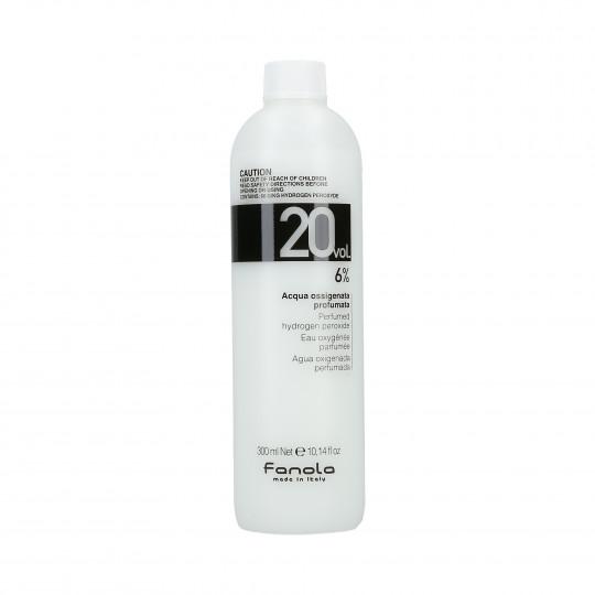 Fanola Eau oxygénée parfumée en crème 6% 20 vol. 300ml - 1