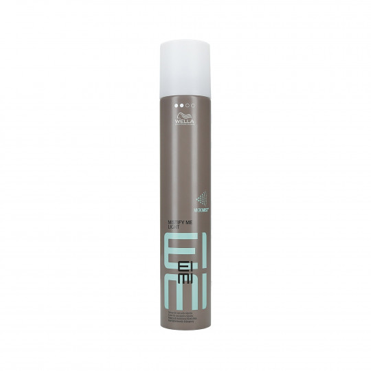 WELLA PROFESSIONALS EIMI Mistify Me Light Laque séchage rapide 500ml