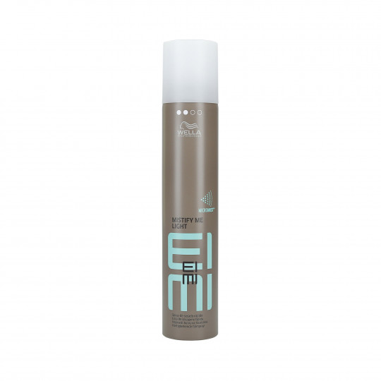 WELLA PROFESSIONALS EIMI Mistify Me Light Laque séchage rapide 300ml