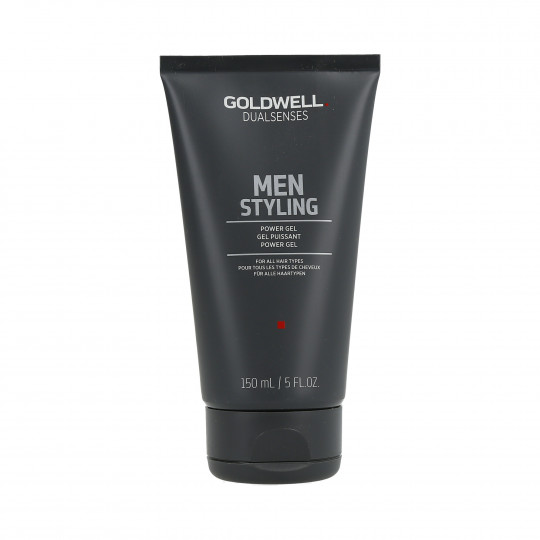GOLDWELL DUALSENSES MEN STYLING Gel puissant 150ml - 1