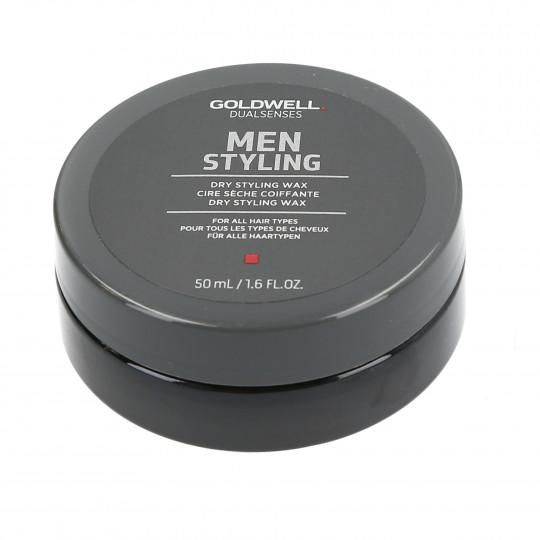 GOLDWELL DUALSENSES MEN STYLING Cire sèche coiffante 50ml - 1