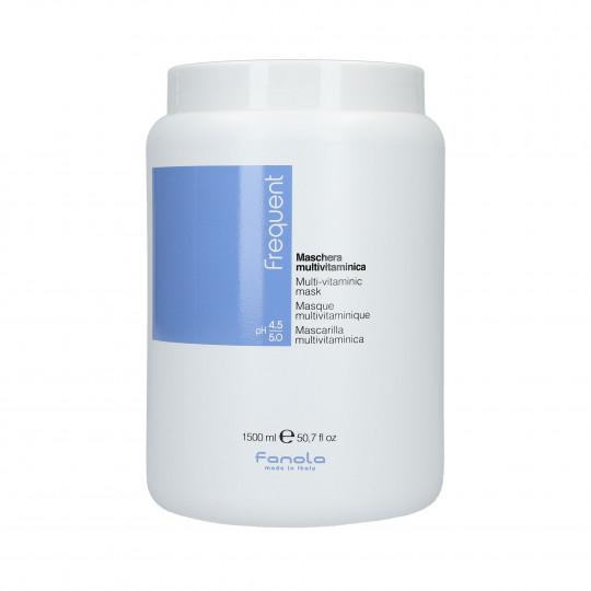 FANOLA FREQUENT Masque capillaire pour une utilisation fréquente 1500 ml