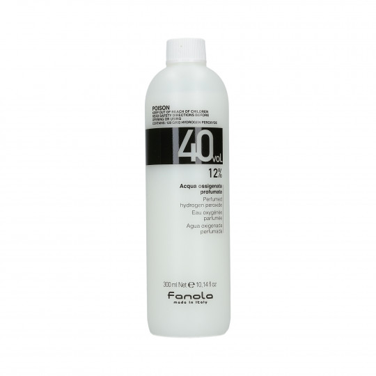 Fanola Eau oxygénée parfumée 12% 40 vol. 300ml
