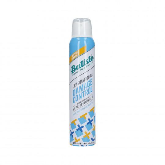 BATISTE DAMAGE CONTROL Shampooing à sec 200ml - 1