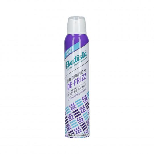 BATISTE DE-FRIZZ Shampooing à sec 200ml - 1