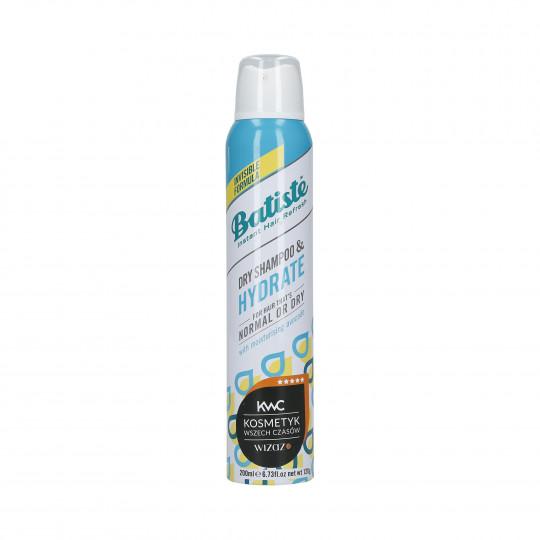 BATISTE HYDRATE Shampooing à sec 200ml - 1